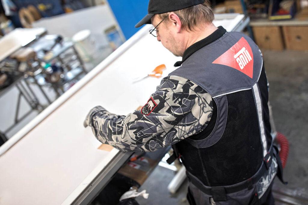 Antti-Teollisuus assembly