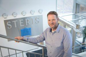 Purchasing Manager Petri Aatola.