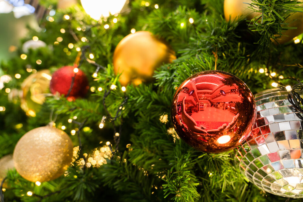 Wishing you a Merry Christmas and a wonderful New Year!