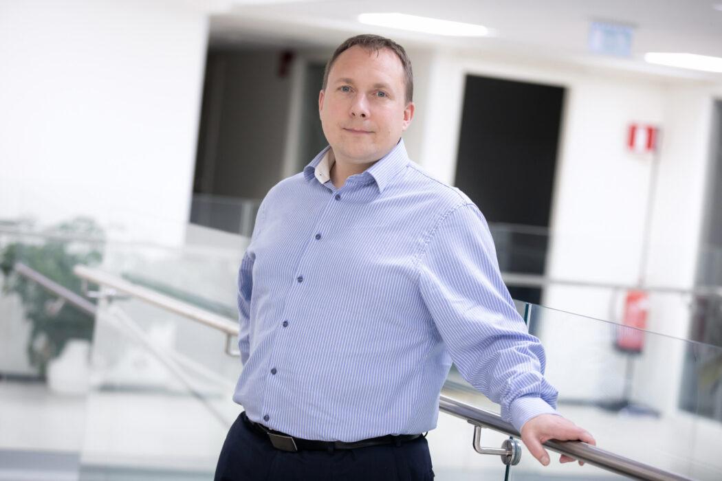 Marko Venäläinen vahvistamaan FinnProfilesin myyntiä sekä vastaamaan tuotantomenetelmien kehityksestä
